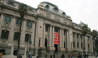 Biblioteca Nacional de Chile, 200 años.