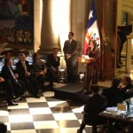 Gala presidencial 200 años de la Biblioteca Nacional de Chile