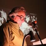 Joel-Peter Witkin dictó charla en Biblioteca Nacional