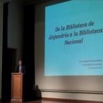 Video: Alejandro Bancalari en Conferencia Biblioteca Nacional: Patrimonio Republicano de Chile