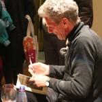 Alan Pauls fue entrevistado por Lewin en Libro Abierto