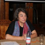 Sol Serrano en ciclo de conferencias Biblioteca Nacional: Patrimonio Republicano de Chile