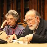Lectura poética con Ludwig Zeller en Biblioteca Nacional