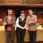 Tertulias Bibliotecarias: Conversando con David Lozano