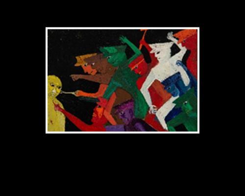 Imagen del monumento 42 obras artísticas de Violeta Parra