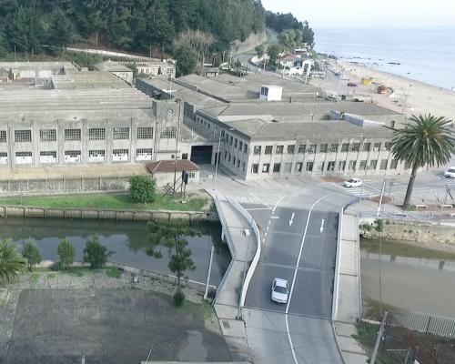 Imagen del monumento Fábrica Textil Bellavista Oveja Tomé