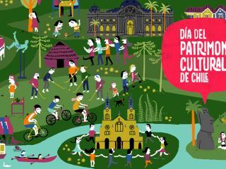 Imagen de Se abre convocatoria para participar en el Día del Patrimonio de Chile 2017