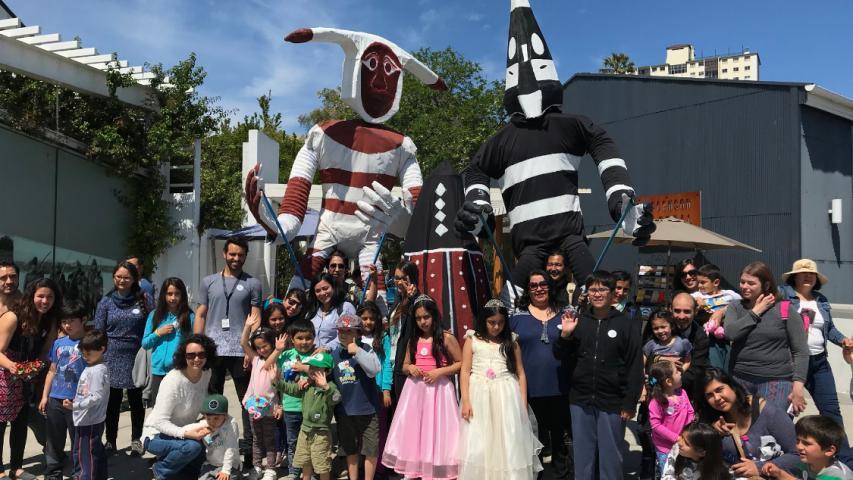 Imagen de Más de 41 mil participantes en el Día del Patrimonio para Niñas y Niños