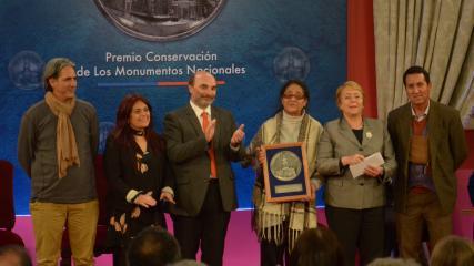 Imagen de Premio nacional de conservación