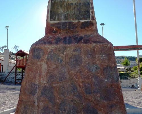 Imagen del monumento La Armada De Chile A La Comunidad De Putre