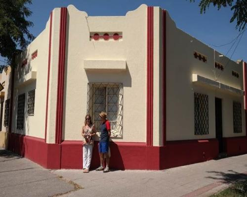 Imagen del monumento Barrio Matta Sur