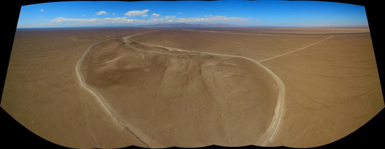 Imagen del monumento Gigante de Atacama