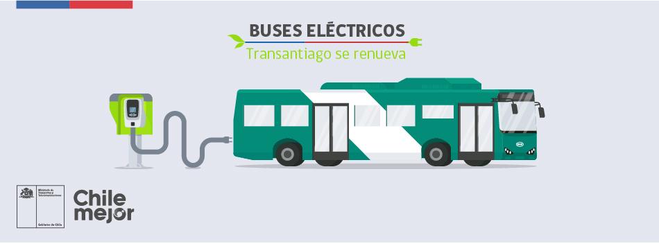 ¡Ya están operativos los nuevos dos buses eléctricos!