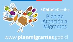 #ChileTeRecibe