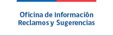 Oficina de Información. reclamos y Sugerencia