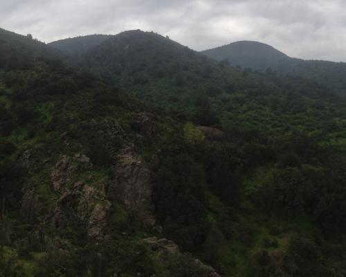 Imagen del monumento Quebrada de la Plata