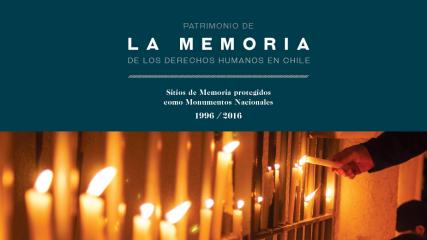 Imagen de Libro Patrimonio de La Memoria de los Derechos Humanos en Chile