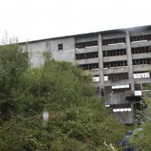 Imagen del monumento Ruinas de la Carbonífera de Pupunahue