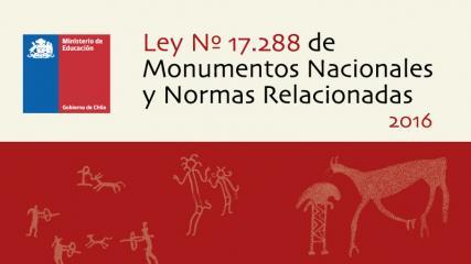 Imagen de Ley de Monumentos Nacionales y Normas Relacionadas, 2016