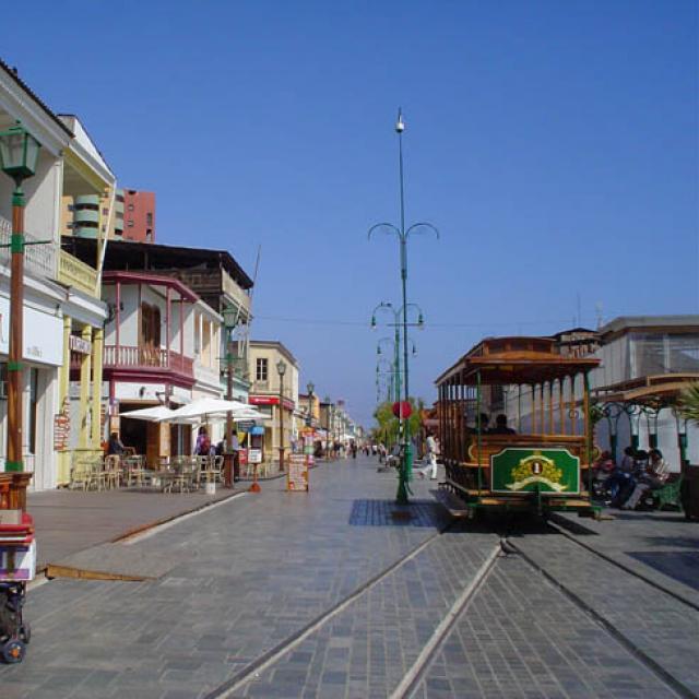 Imagen de Calle Baquedano