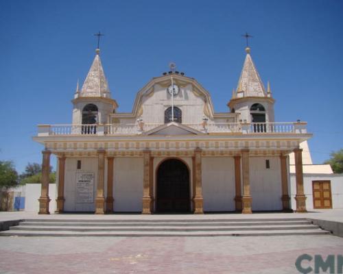 Imagen del monumento Pueblo de La Tirana