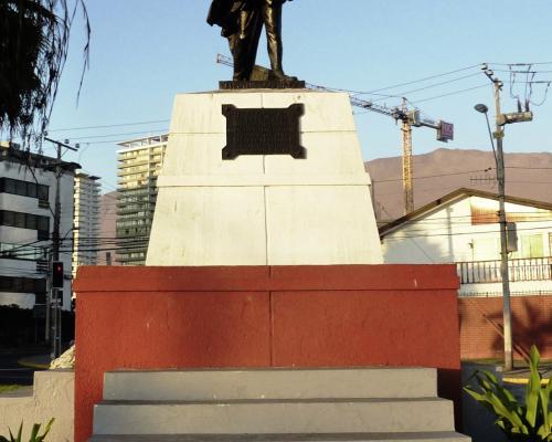 Imagen del monumento Eleuterio Ramírez