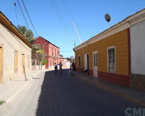 Imagen del monumento Pueblo de Diaguitas