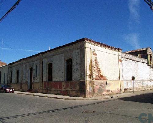 Imagen del monumento Cárcel de San Fernando