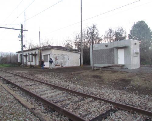 Imagen del monumento Estación de Perquilauquén