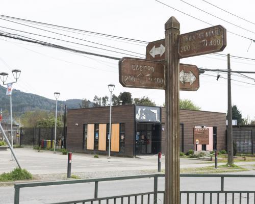 Imagen del monumento Conjunto Ferroviario de Collilelfu