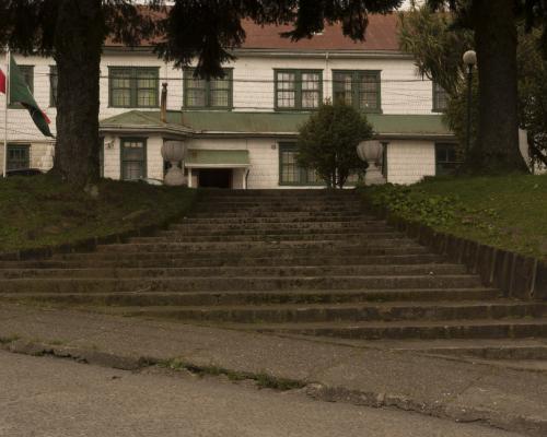Imagen del monumento Entorno a la primera Comisaría de Ancud