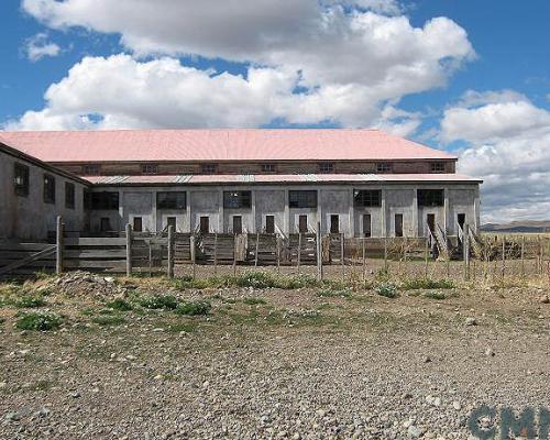 Imagen del monumento Casona fundacional estancia Alto Río Cisnes