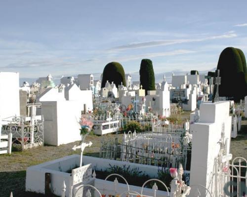 Imagen del monumento Cementerio Municipal de Punta Arenas Sara Braun