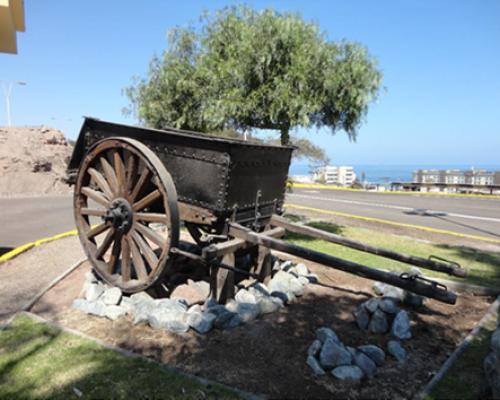 Imagen del monumento Cinco bienes muebles asociados al transporte
