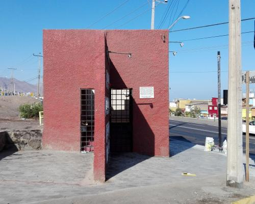 Imagen del monumento Memorial A Los Detenidos Desaparecidos