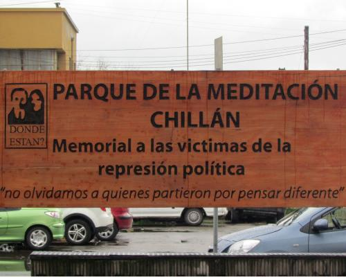 Imagen del monumento Parque De La Meditación Chillán