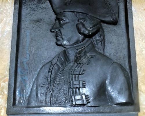 Imagen del monumento Ambrosio O'Higgins