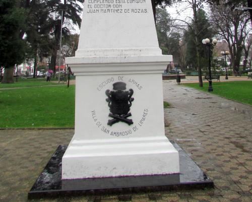Imagen del monumento Fundación VilLa San Ambrosio De Linares