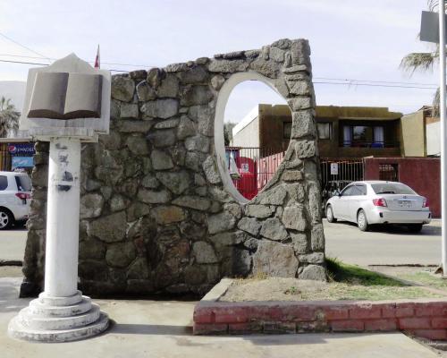 Imagen del monumento Sin Nombre