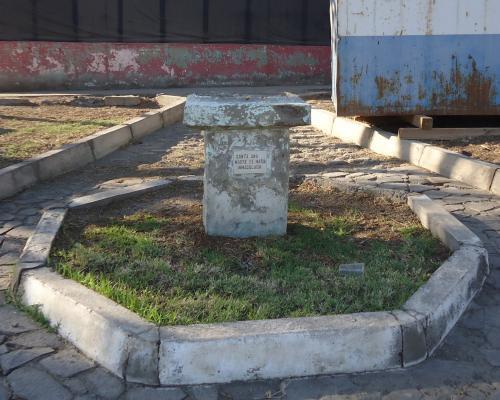 Imagen del monumento Sor Ana Giglia Zappa