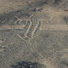 Imagen del monumento Geoglifos Pintados
