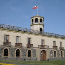Imagen del monumento Edificio de la Aduana de Iquique