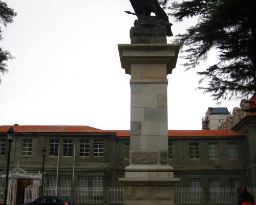 Imagen del monumento El Cóndor De La Libertad