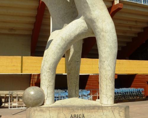 Imagen del monumento Construcción Estadio Carlos Dittborn