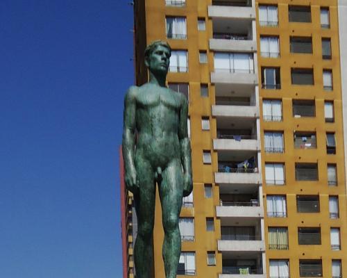 Imagen del monumento Al Griego