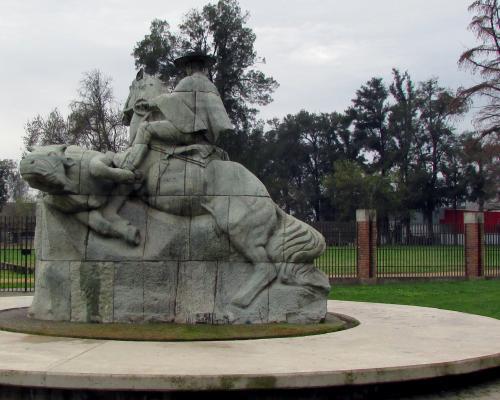 Imagen del monumento La Atajada