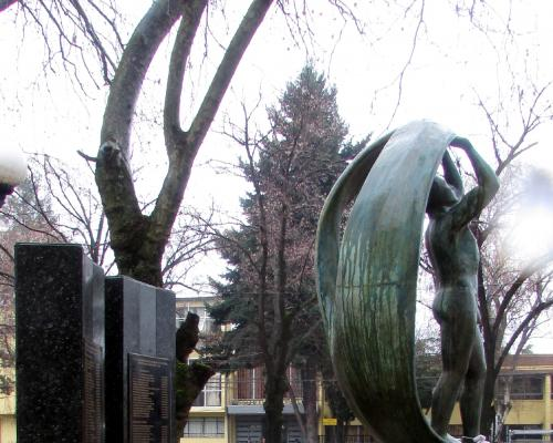 Imagen del monumento Memorial Detenidos Desaparecidos y Ejecutados Políticos De Linares