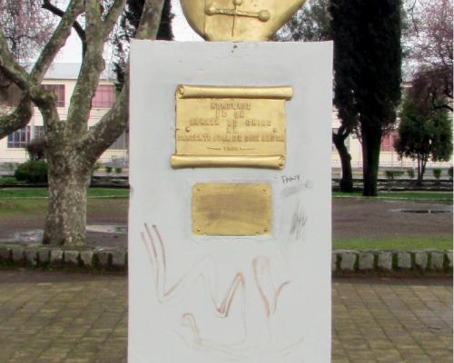 Imagen del monumento Juan De Dios AlDea Fonseca