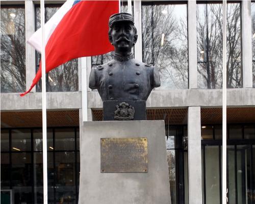 Imagen del monumento Ignacio Carrera Pinto