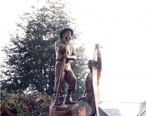 Imagen del monumento El Labrador De Labranza